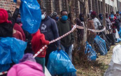 "South Africa's ""trash for cash"" scheme"